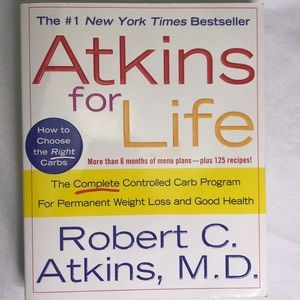 Atkins for Life The Complete Controlled Program